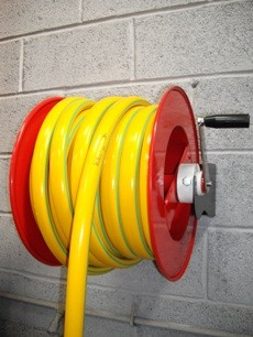 Retractable And Manual Wash Down Reels Rotech Ireland