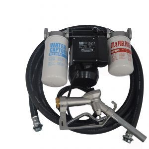 filter kit, diesel filtering, diesel pump with filters