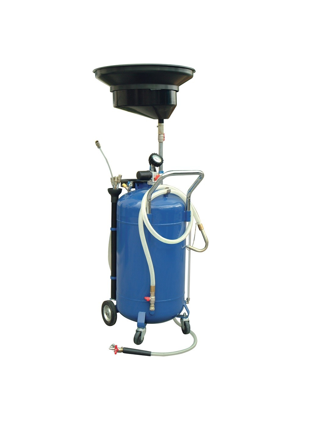 Suction And Drain Oil Drainer Rotech Diesel Fuel