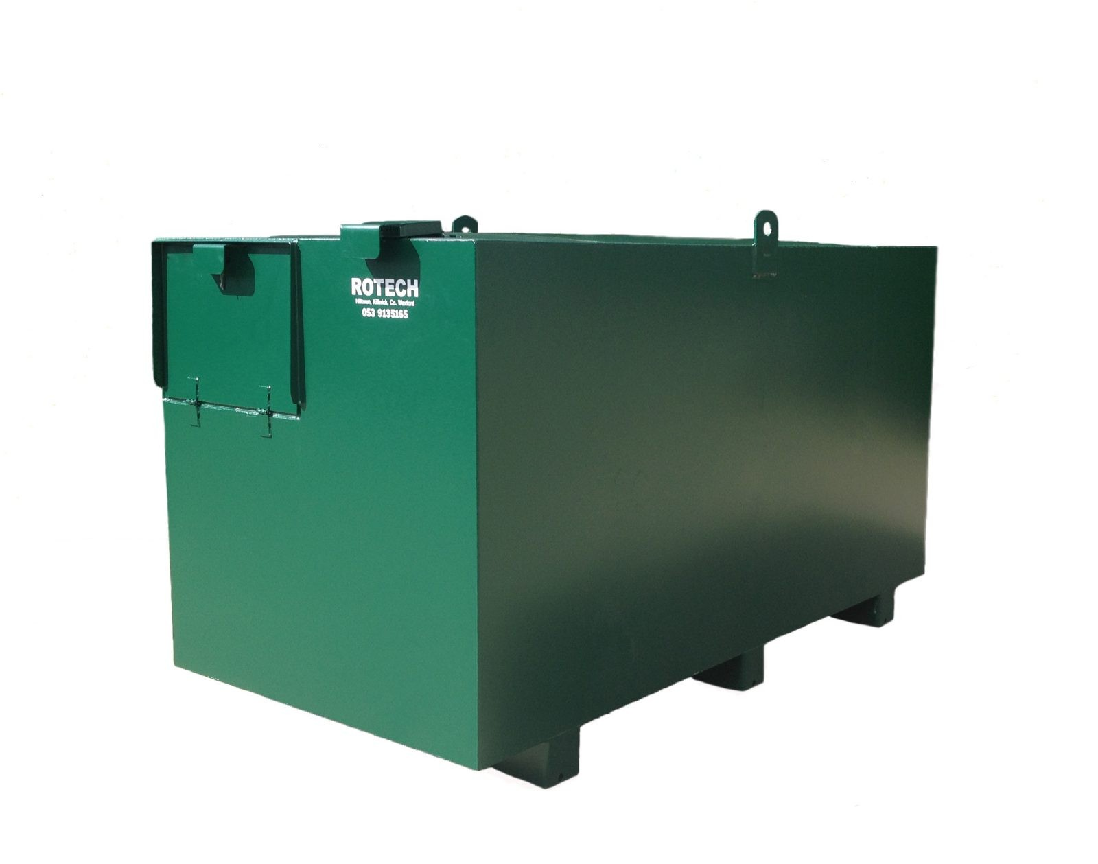 6500 Ltr Security Tank Rotech Diesel Fuel Management