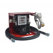 Diesel transfer pump, diesel pump with metre